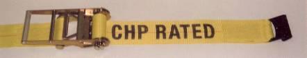 Ratchet Strap Flat Hook