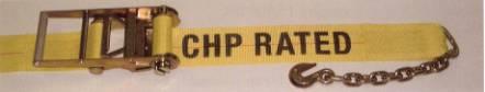 Ratchet Strap Chain Extension