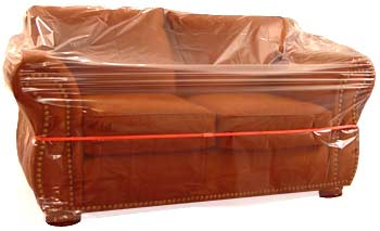 clear plastic sofa covers