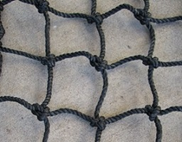 Cargo Net Close-Up